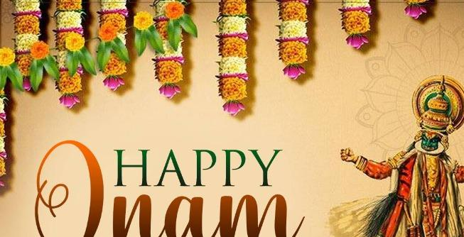 Happy onam for all