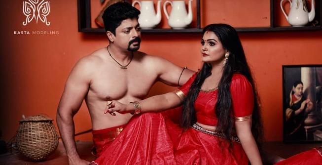 Sumi Rashik and Naveen Mind Blowing photoshoot